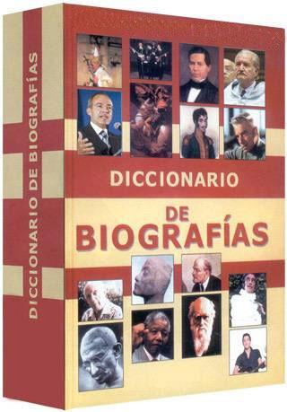 diccionario de biografías nauta 1 vol