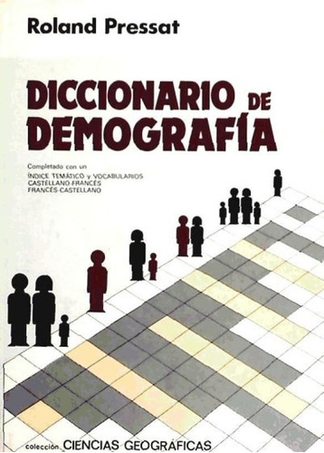 diccionario de demografia(libro sociología)