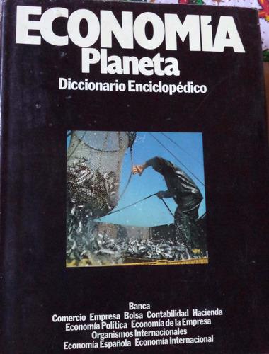 diccionario de economía planeta 3 tomos cpx079