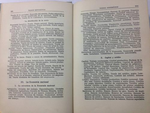 diccionario de economia politica w heller 1950