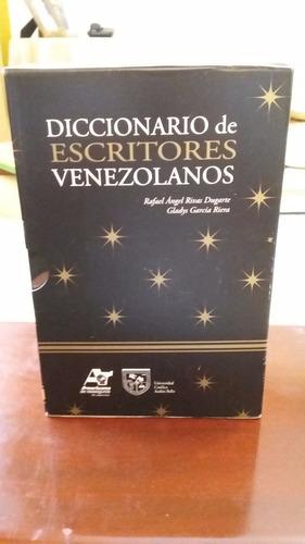 diccionario de escritores venezolanos, universidad católica