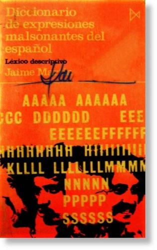 diccionario de expresiones malsonantes del español