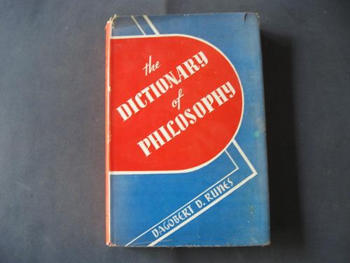 diccionario de filosofia, dagobert runes, en ingles