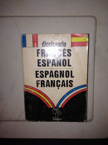 diccionario de frances español / español frances