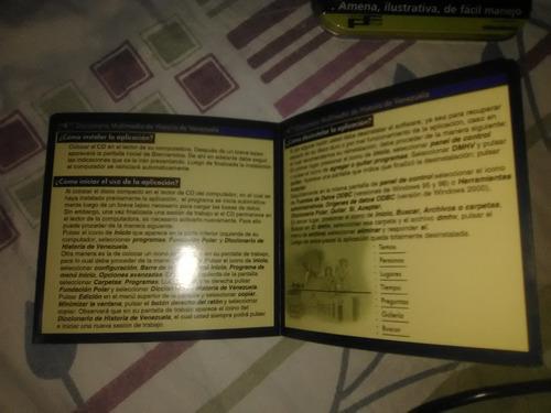 diccionario de historia de venezuela