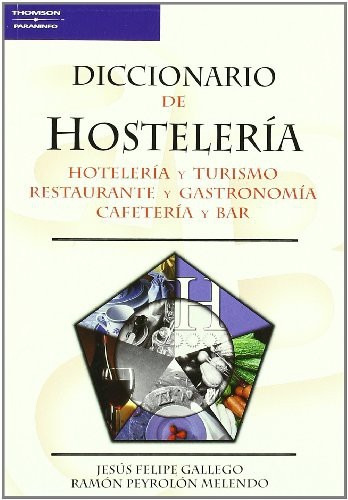 diccionario de hostelería(libro formación)