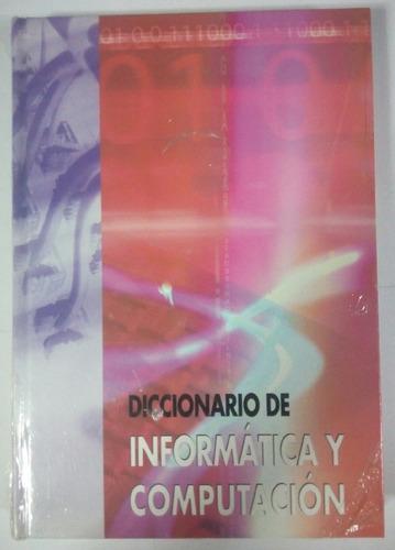 diccionario de informática y computación libro nuevo import
