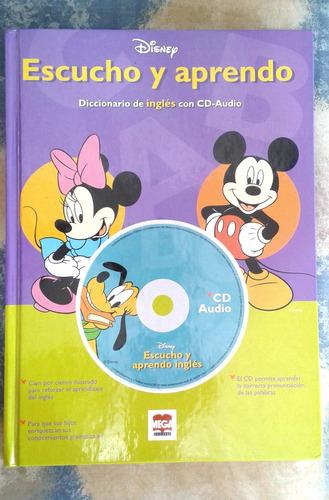 diccionario de ingles con cd-audio (escucho y aprendo)