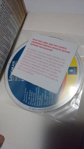 diccionario de ingles con cd longman