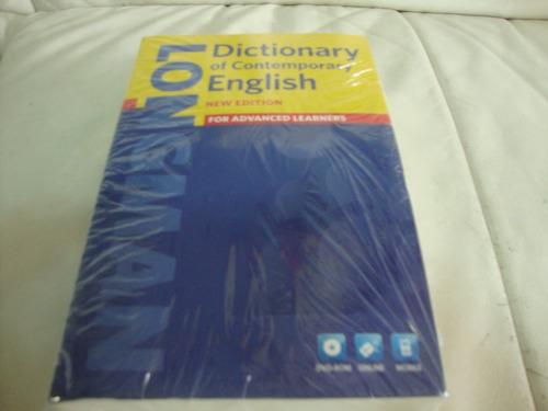 diccionario de ingles contemporaneo logman nueva edicion
