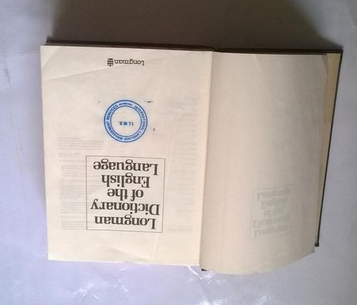 diccionario de ingles longman dictionary of the english 10s