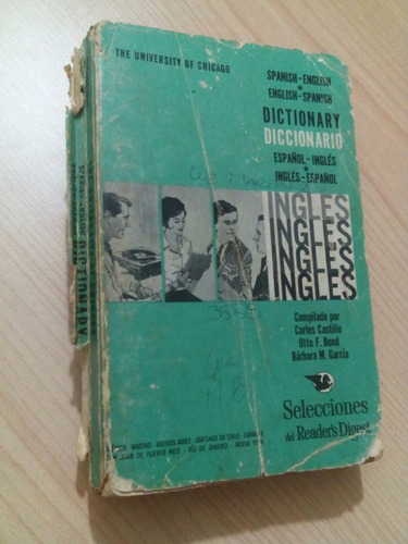 diccionario de ingles universidad de chicago