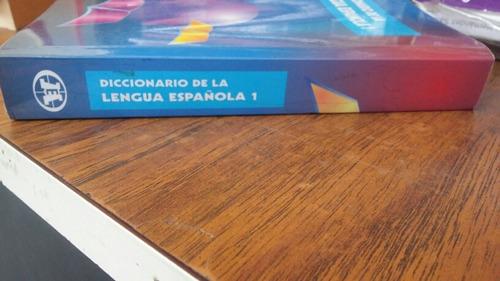 diccionario de la lengua española 1.