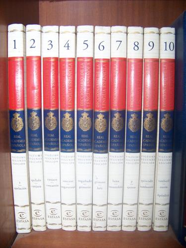 diccionario de la lengua española completa