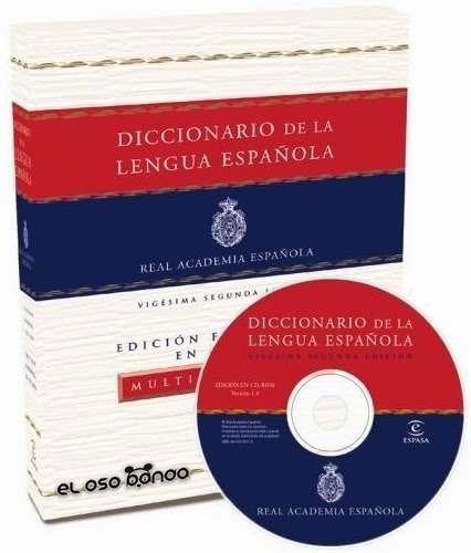 diccionario de la lengua española de la real academia