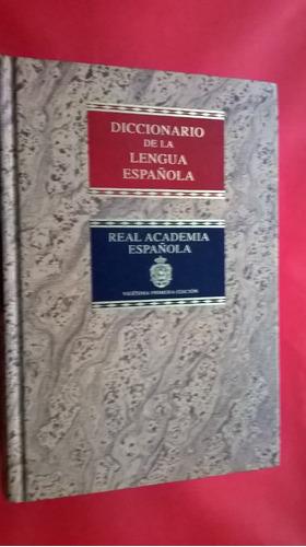 diccionario de la lengua española  vigésima primera