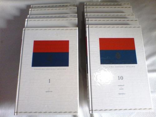diccionario de la real lengua española 10 tomos