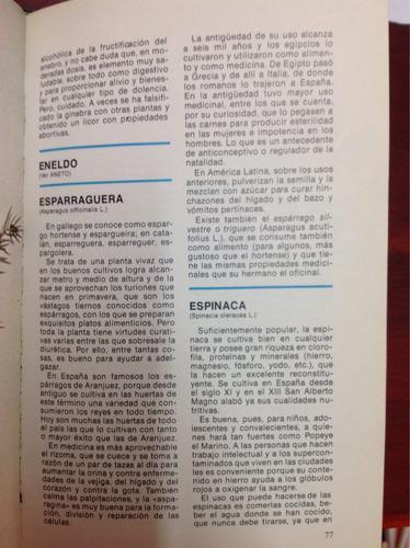 diccionario de las plantas medicinales - medicina natural