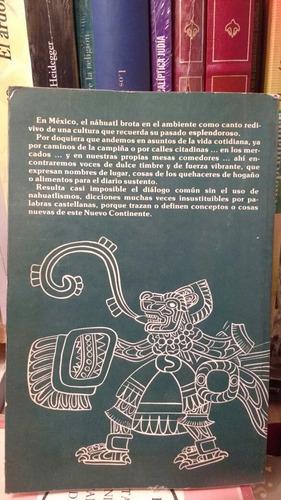 diccionario de lengua nahuatl cesar macazaga ordoño
