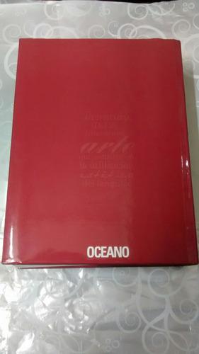 diccionario de literatura universal. oceano