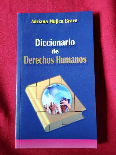 diccionario de los derechos humanos adriana mujica bravo #33