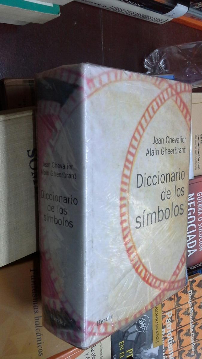 Diccionario De Los Símbolos Chevalier Herder - $ 170.000 en Mercado ...