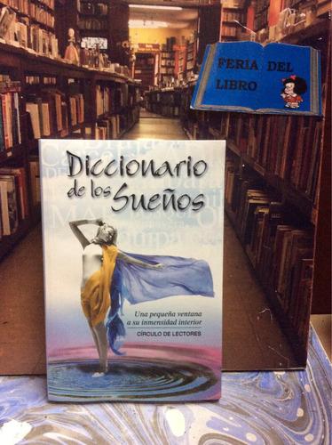 diccionario de los sueños de círculo de lectores