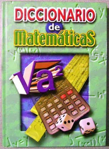 diccionario de matemáticas  / cultural