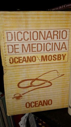 diccionario de medicina mosby original nuevo