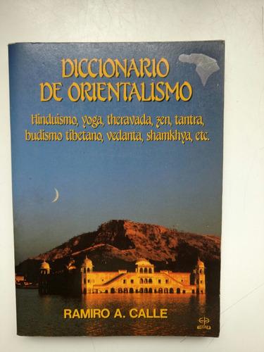 diccionario de orientalismo