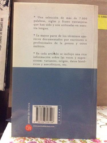 diccionario de palabras y frases extranjeras. arturo hoyo
