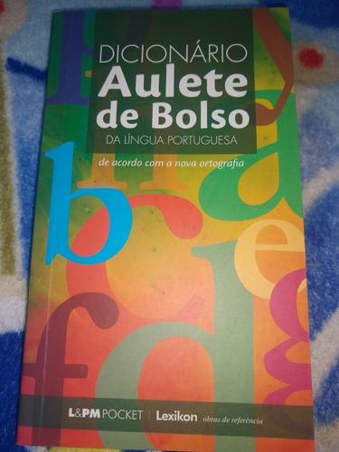 diccionario de portugués-español español-portugues. aulete.