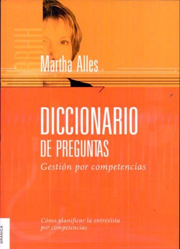 diccionario de preguntas: gestión por competencias. como pla