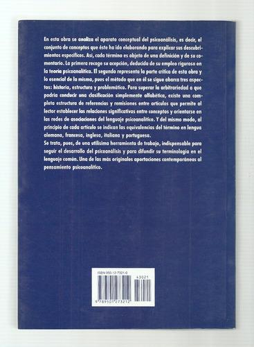 diccionario de psicoanálisis - laplanche y pontalis