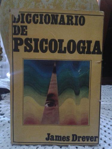 diccionario de psicología.