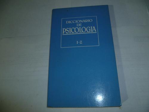 diccionario de psicologia     i-z