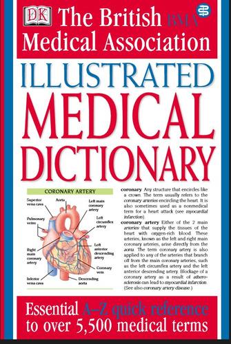 diccionario de términos médicos en inglés