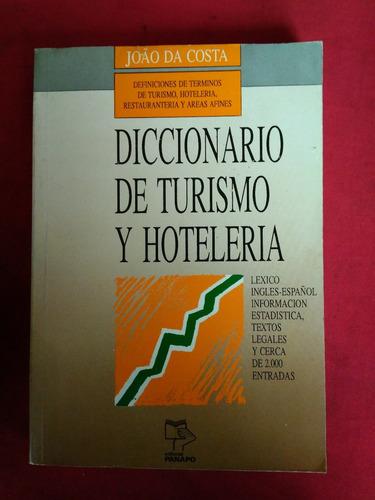 diccionario de turismo y hoteleria bilingue  #30