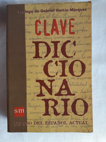 diccionario de uso del español actual prol. marquez sm ed.