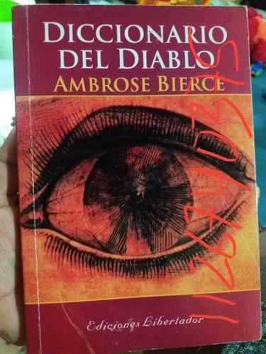 diccionario del diablo. libro de ambrose bierce