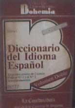 diccionario del idioma español  lrb