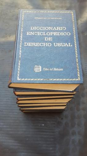 diccionario enciclopedico de derechos usuales