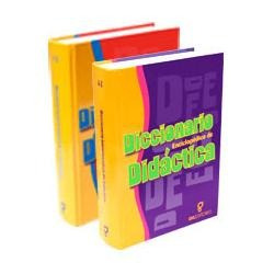 diccionario enciclopedico de didactica 2 vols gil editores