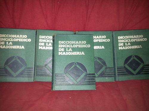 diccionario enciclopedico de la masonería