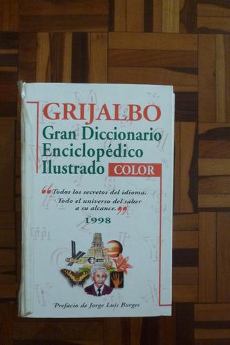 diccionario enciclopédico grijalbo