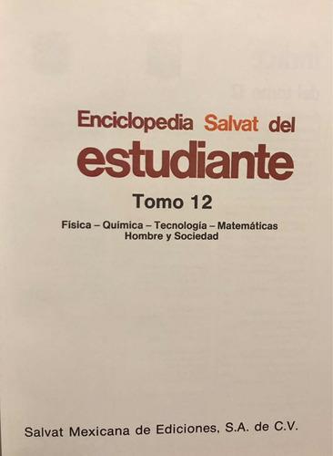 diccionario enciclopédico hachette castell 12 tomos
