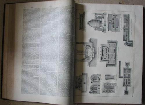 diccionario enciclopedico hispano americano - 30 tomos