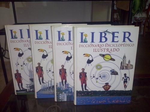 diccionario enciclopédico ilustrado liber