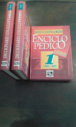 diccionario enciclopèdico ilustrado   plaza y janes