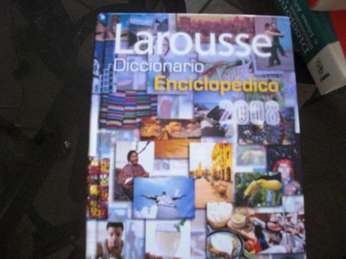 diccionario enciclopedico larousse 2008